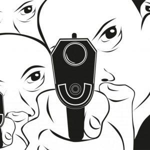 robbery gun barrel
