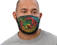 Vegitation Face Mask